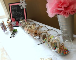 """Princess"" Hot Chocolate Bar"