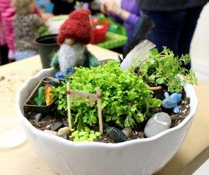 Fairy Garden Workshop at Studio Bloom